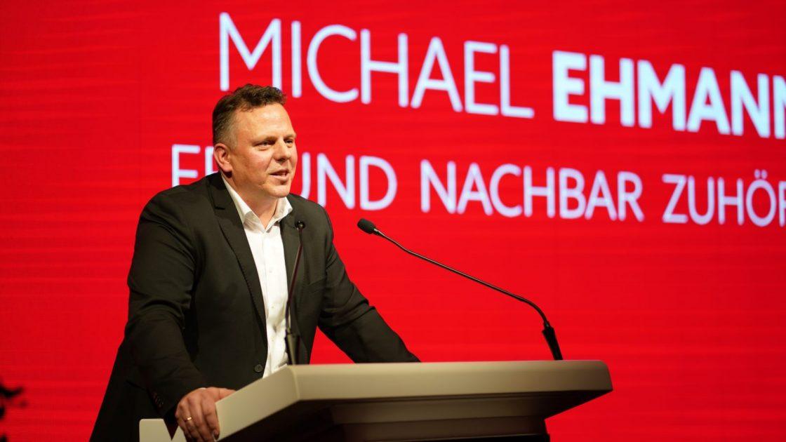 Ehmann Regionalkonferenz